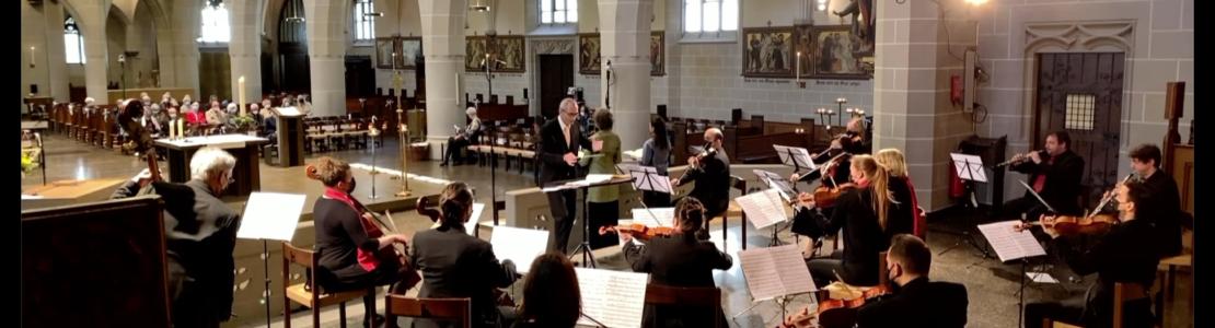 Heiliggeistkirche Basel Orchester