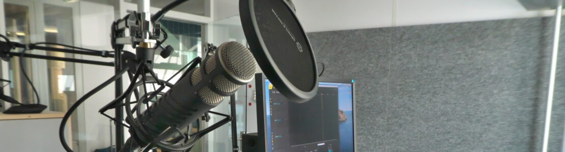 Tamedia Podcaststudio